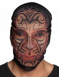 Gezicht tatoeages bivakmuts voor volwassenen