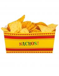 4 nacho bakjes van karton