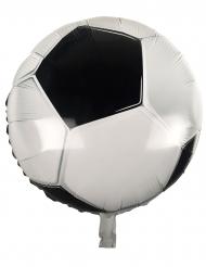 Aluminium ballon van voetbal