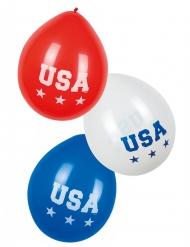 6 ballonnen USA
