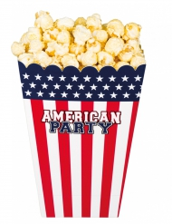 4 popcorn bakken American party