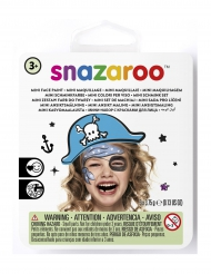 Snazaroo™ piraten mini schminkset