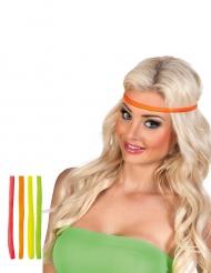 4 fluo hoofdbanden voor volwassenen