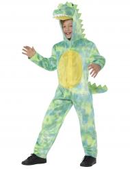 Luxe krokodillen kostuum voor kinderen