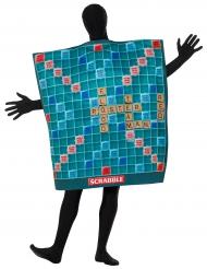 Scrabble™ kostuum voor volwassenen