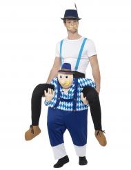 Beiers bierfeest carry me kostuum voor volwassenen