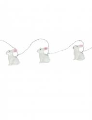 Lichtgevende konijnen slinger