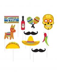 Photobooth set Mexicaans feest