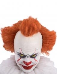 Horror clown pruik voor volwassenen