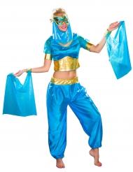 Woestijn prinses kostuum voor volwassenen