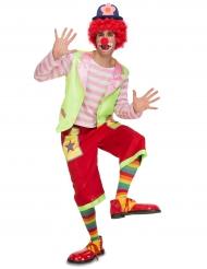 Rodeo clown kostuum voor volwassenen