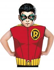 Robin™ t-shirt en masker voor kinderen