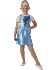 Assepoester™ jurk met tiara voor kinderen