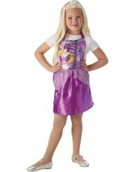 Raponsje™ jurk met tiara voor kinderen