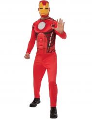 Volledig Iron Man™ kostuum voor volwassenen