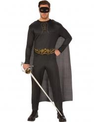 Zorro™ kostuum voor volwassenen