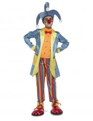 Gekleurd Joker harlekijn outfit voor kinderen