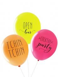 3 latex biologisch afbreekbare ballonnen
