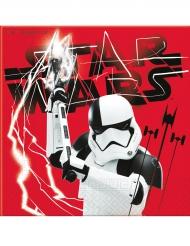 20 Star Wars 8: The Last Jedi™ servetten