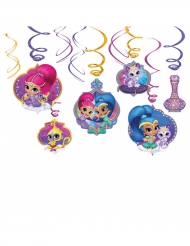 6 Shimmer & Shine™ plafonddecoraties