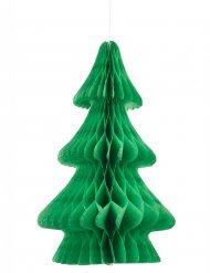 Kerstboom tafeldecoratie van papier