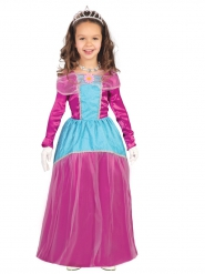 Bloemen prinses kostuum voor meisjes