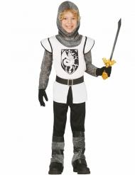 Wit ridder kostuum voor jongens