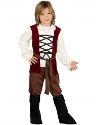Middeleeuws taverne outfit voor jongens