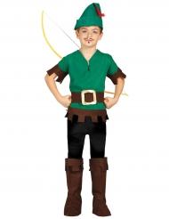 Woud jongen kostuum voor kinderen