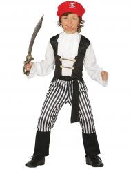 Boekanier piraten kostuum voor jongens