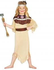 Cherokee indianen kostuum voor meisjes