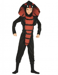 Ninja cobra kostuum voor jongens