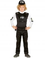 FBI kostuum voor kinderen