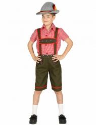 Beiers kostuum voor jongens