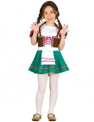 Bavariaans kostuum voor meisjes