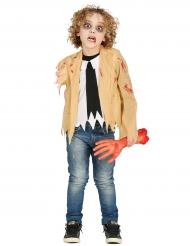 Armloze zombie kostuum voor kinderen