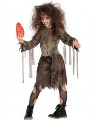 Mummie zombie kostuum voor meisjes