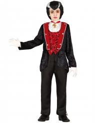 Duistere graaf kostuum voor jongens