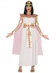 Roze Egyptisch kostuum voor vrouwen