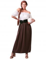 Middeleeuwseherbergier outfit voor dames