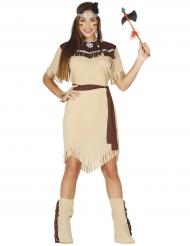 Dromenvanger indianen outfit voor vrouwen