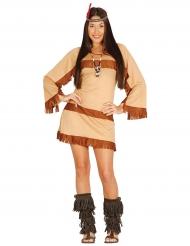 Indianen jurkje voor vrouwen