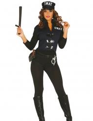 Sexy Miss SWAT kostuum voor vrouwen