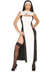 Sexy nonnenkostuum voor vrouwen