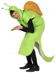 Slakken kostuum voor volwassenen