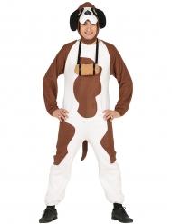 Berghonden kostuum voor volwassenen