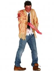 Geamputeerde zombie kostuum voor mannen