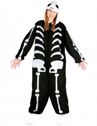 Groot skelet pak kostuum voor volwassenen
