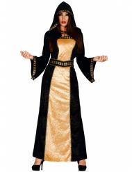 Duistere gravin kostuum voor vrouwen