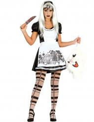 Gothic wonder prinses kostuum voor vrouwen